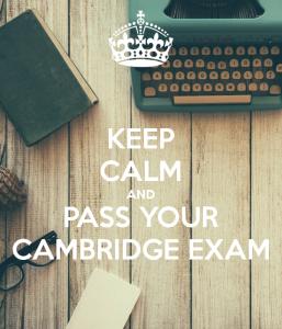 keep-calm-and-pass-your-cambridge-exam